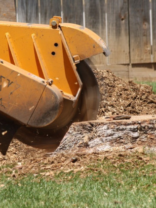Brush Chipping & Yard Debris